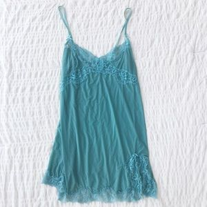 Victoria's Secret Babydoll Lingerie Sleep Top L